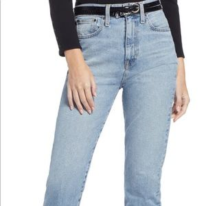 Something Navy jeans